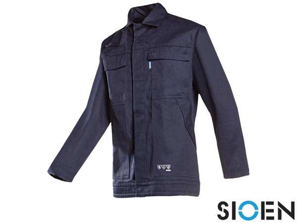 SI-GIMONT N 64 - FLAME RETARDANT, ANTI-STATIC JACKET