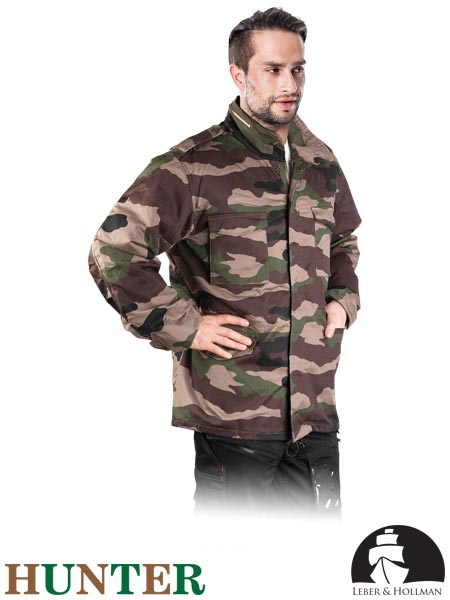 LH-HUNPOL MO L - PROTECTIVE INSULATED JACKET