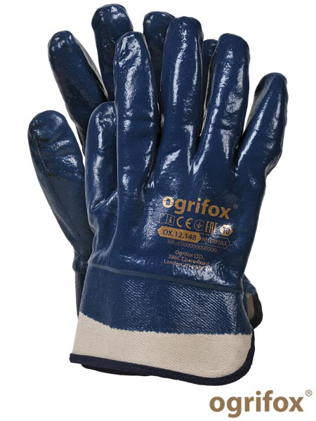 OX-NITERFULL G - PROTECTIVE GLOVES OX.12.148 NITERFULL