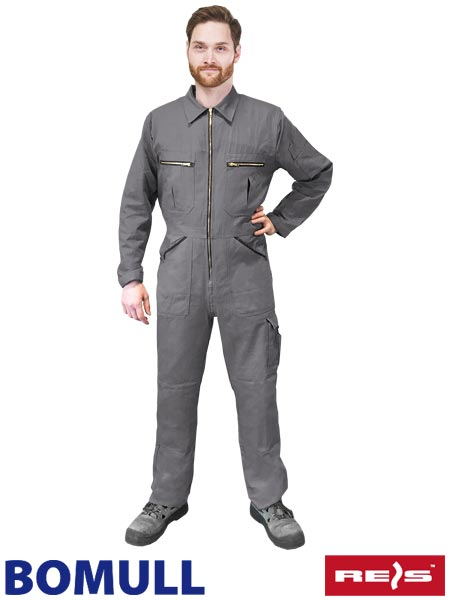 BOMULL-O - PROTECTIVE OVERALLS