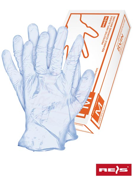RVIN N XL - VINYL GLOVES