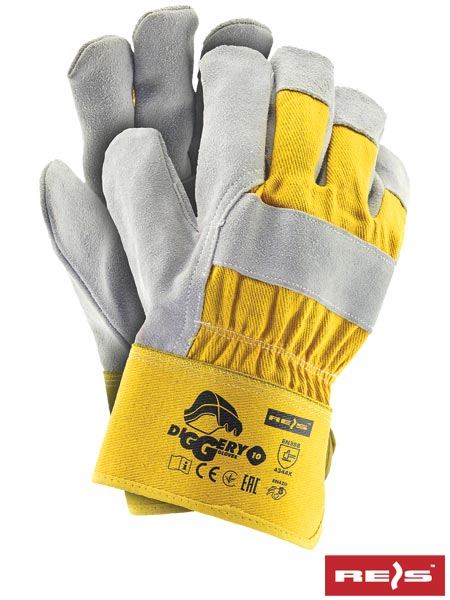 DIGGERY YJS 10 - PROTECTIVE GLOVES