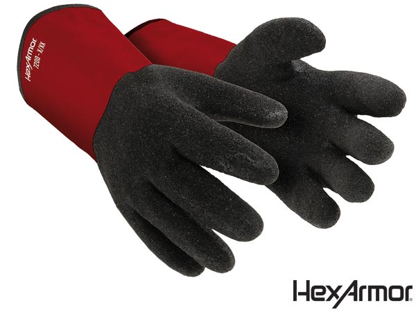 HEXARMOR-7200 BC 9 - PROTECTIVE GLOVES