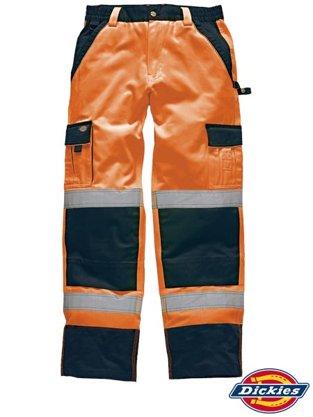 DK-INDUST-T YG 46 - PROTECTIVE TROUSERS