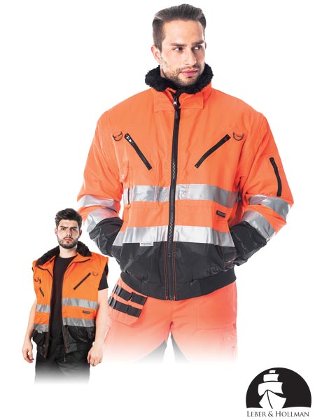 LH-XVERT-J YB - PROTECTIVE INSULATED JACKET