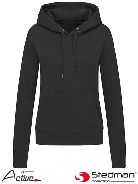 SST5700 BLO L - HOODED SWEATSHIRT FOR WOMEN