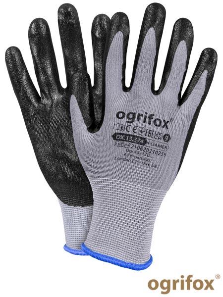 OX-FOAMER SB 9 - PROTECTIVE GLOVES OX.13.374 FOAMER