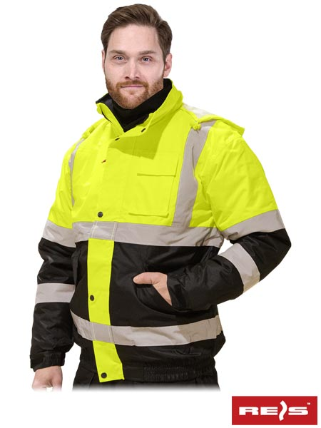 BOMBERVIS YB XL - PROTECTIVE INSULATED JACKET