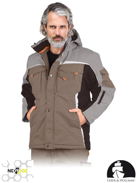 LH-NAW-J GN 3XL - PROTECTIVE INSULATED JACKET