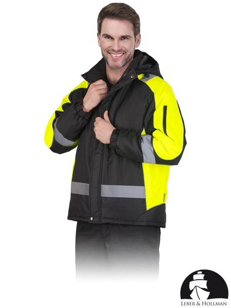 LH-BLIZZARD BY M - PROTECTIVE INSULATED JACKET