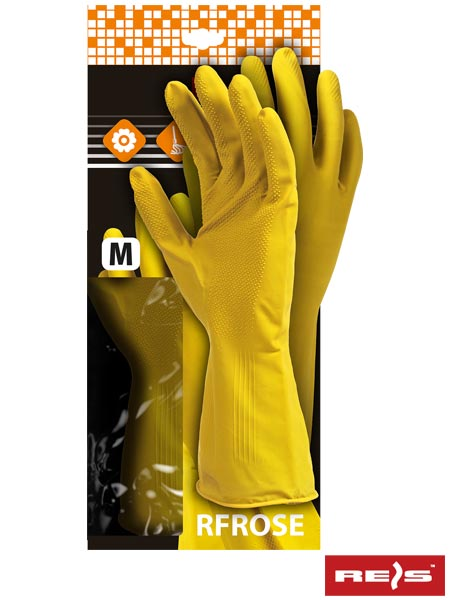 RFROSE Y L - PROTECTIVE GLOVES