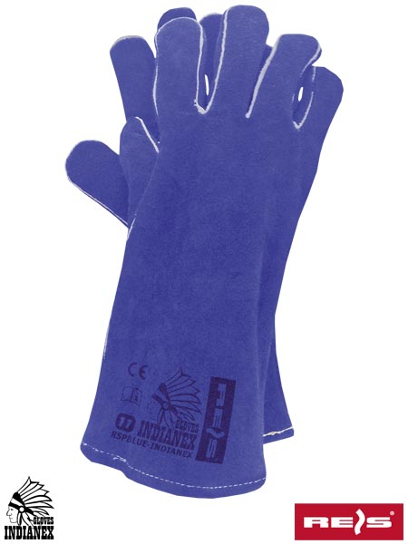 RSPBLUE-INDIANEX N - PROTECTIVE GLOVES