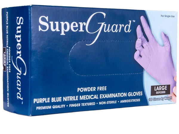RNIT-SUPER-PF - NITRILE GLOVES 8% VAT