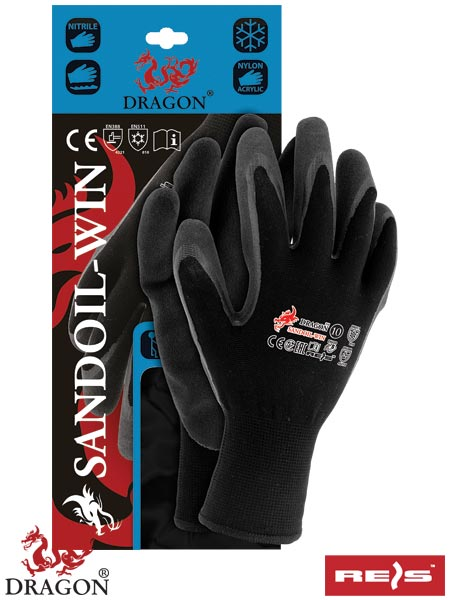 SANDOIL-WIN - PROTECTIVE GLOVES