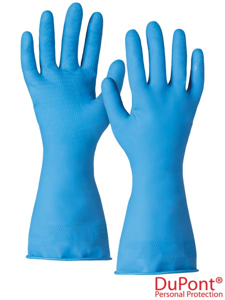 TYCH-GLO-NT430 N 8 - PROTECTIVE GLOVES