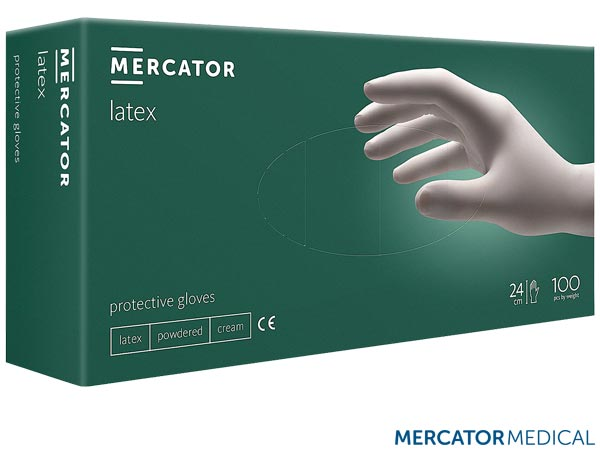 RMM-LATEX KR M - LATEX GLOVES