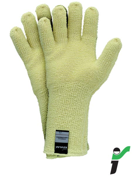 RJ-KEFRO35 Y 10 - PROTECTIVE GLOVES
