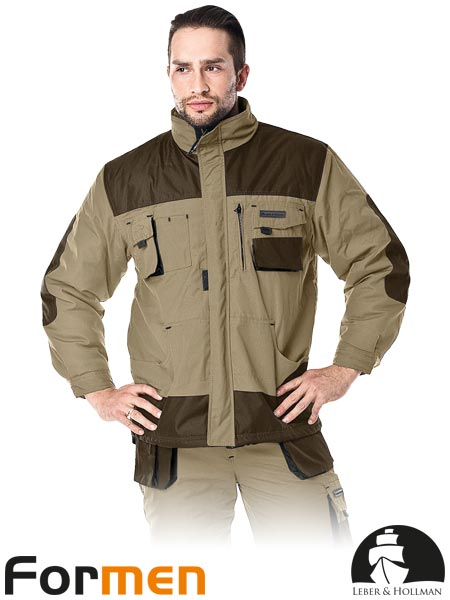 LH-FMNW-J SBN M - PROTECTIVE INSULATED JACKET