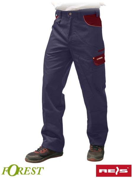 SPF GS 62 - PROTECTIVE TROUSERS