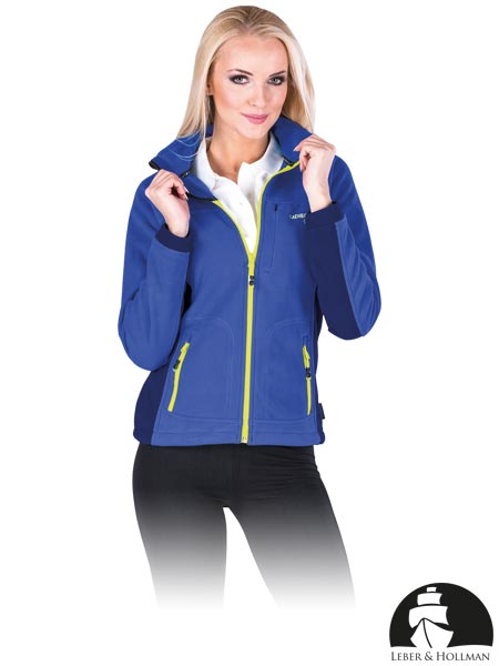 LH-LADYFLY DS - PROTECTIVE FLEECE JACKET