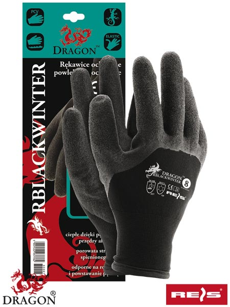 RBLACKWINTER BB 10 - PROTECTIVE GLOVES