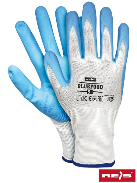 BLUEFOOD WN - PROTECTIVE GLOVES