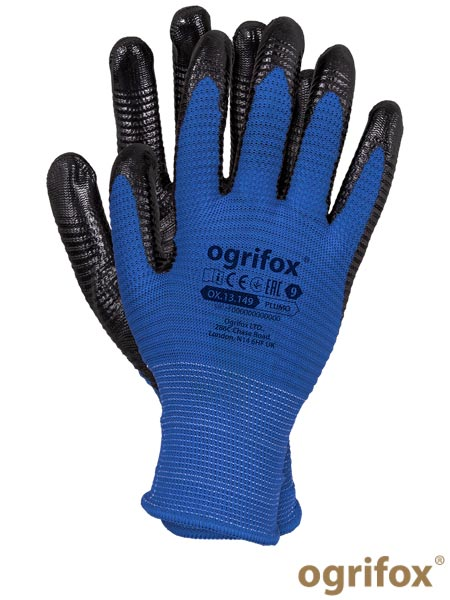 OX-PLUMO NB - PROTECTIVE GLOVES OX.13.149 PLUMO