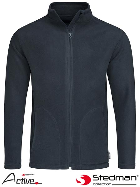 SST5030 SRE L - FLEECE JACKET MEN
