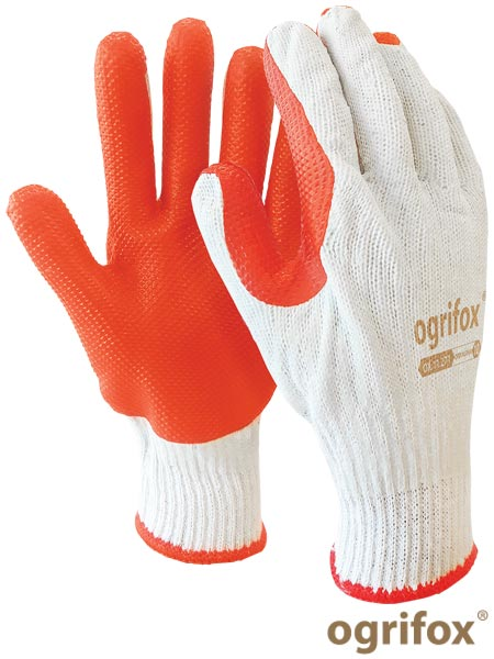 OX-ORANGINA WP 10 - PROTECTIVE GLOVES OX.11.271 ORANGINA