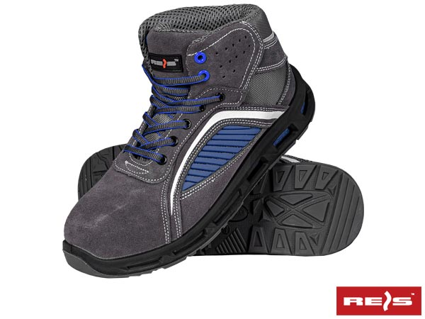 BRATOMIC-T - SAFETY SHOES