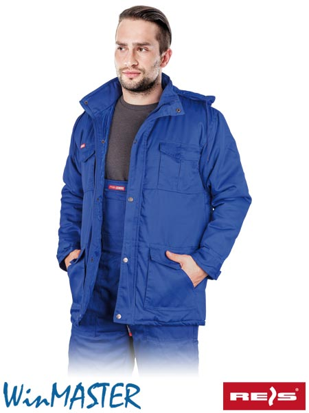 KMO-LONG N XXXL - PROTECTIVE INSULATED JACKET