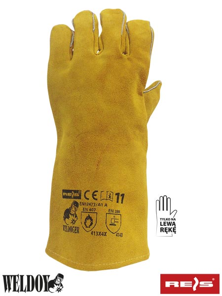 WELDOGER-L - PROTECTIVE GLOVES