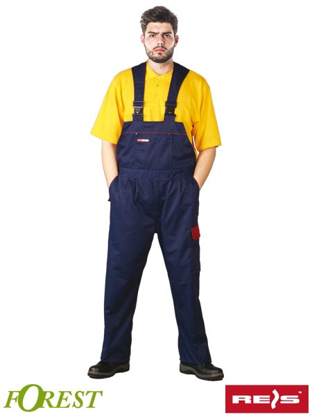SF GS 50 - PROTECTIVE BIB-PANTS