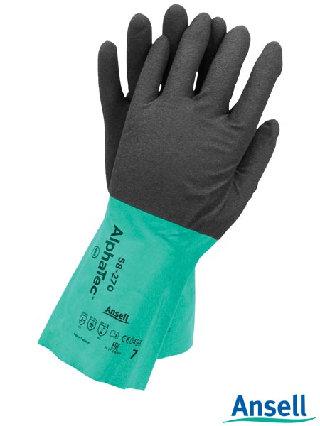 RAALPHAT58-270 B 7 - PROTECTIVE GLOVES