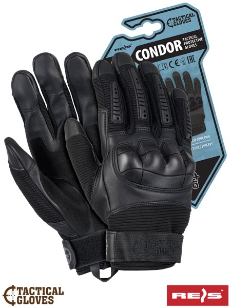 RTC-CONDOR COY - TACTICAL PROTECTIVE GLOVES