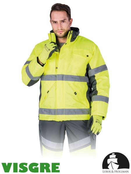LH-ROADER YS - PROTECTIVE INSULATED JACKET