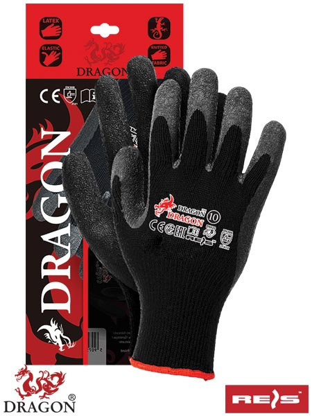DRAGON BB 9 - PROTECTIVE GLOVES