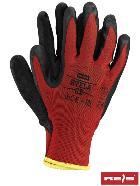 RTELA WN 8 - PROTECTIVE GLOVES