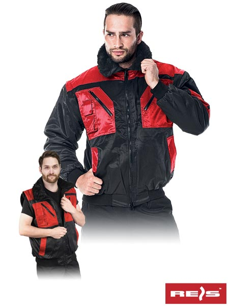 ICEBERG W - PROTECTIVE INSULATED JACKET