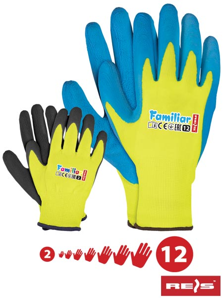 FAMILIAR MIX-YBYN 7 - PROTECTIVE GLOVES