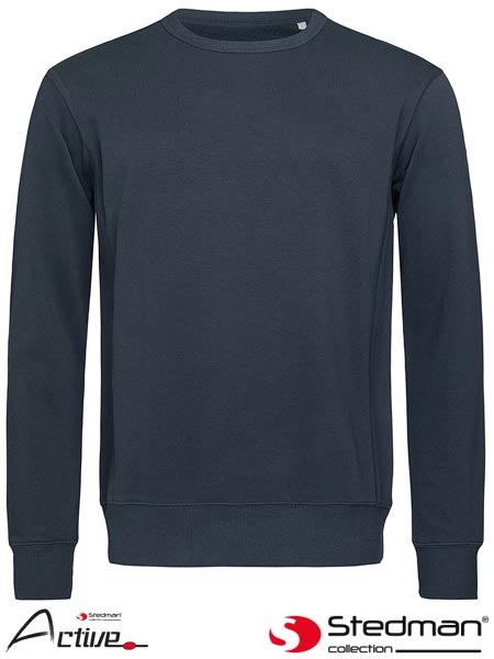 SST5620 KIW L - SWEATSHIRT FOR MEN