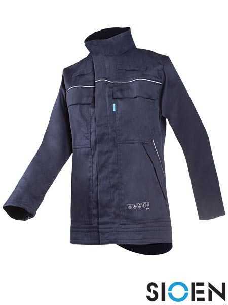 SI-OBERA S 56 - JACKET WITH ARC PROTECTION