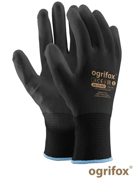 OX-POLIUR WW 9 - PROTECTIVE GLOVES OX.12.442 POLIUR
