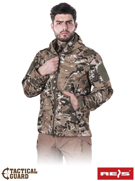 TG-MOSS MO 3XL - PROTECTIVE INSULATED JACKET