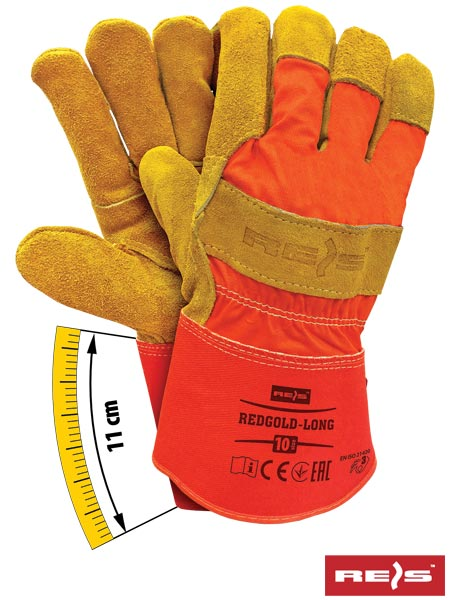 REDGOLD-LONG CY - PROTECTIVE GLOVES