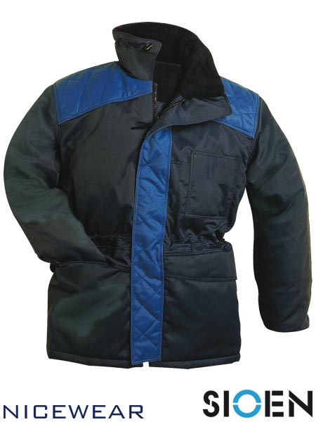 SI-VERMONT GN S - COLD STORAGE  JACKET