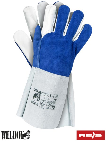 RSPLBLULUX - PROTECTIVE GLOVES
