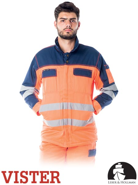 LH-JACWINTER PG XXXL - INSULATED PROTECTIVE JACKET