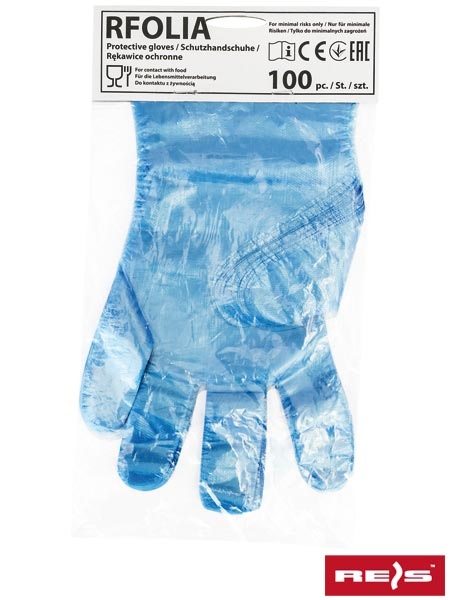 RFOLIA N M - PROTECTIVE GLOVES