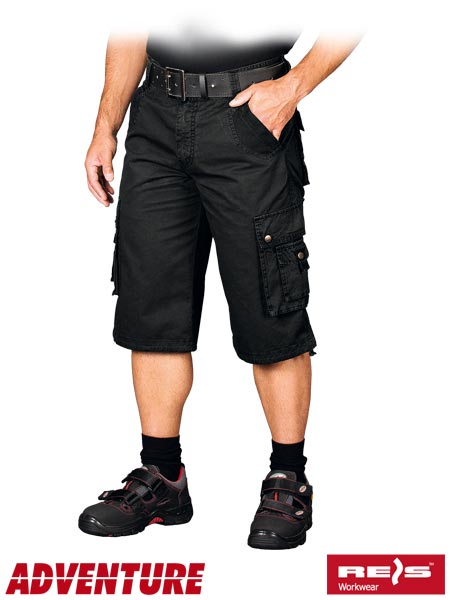 SKV-ACTION Z XXL - PROTECTIVE SHORT TROUSERS